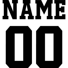 Adding Name and Number
