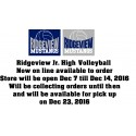 Ridgeview High School Volleyball
